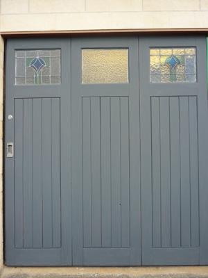 Garage Door - Undercoat