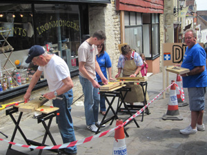 Competition1 Winner of Frome DIYer of the Year Competition announced!