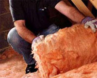 Loft insulation Keep warm and save money