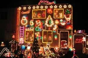 Obnoxious Xmas Light Decora Tips for outdoor Christmas lights