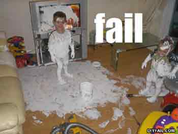 decorationfail How NOT to decorate your home