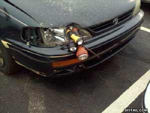 DIYFail Car Headlight DIY headlight