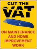 Cut the VAT campaign