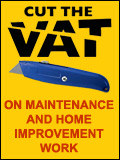 Cut the VAT campaign