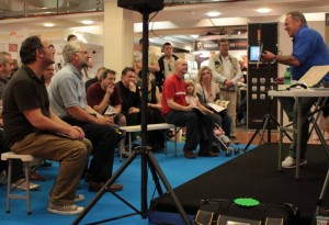 How to skim plaster 800x5491 300x205 The Southern Homebuilding and Renovating Show 2012