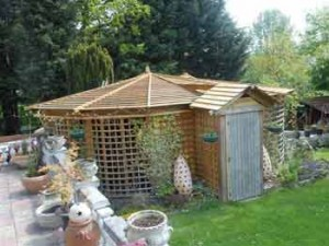 Winner of Shed of the Year 2012