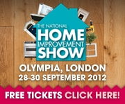 NHIS 180x150 static1 National Home Improvement Show   Olympia