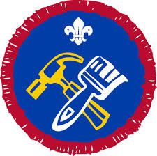 Scouts DIY activity badge