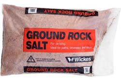 Rock Salt Major Bag large3 White Christmas