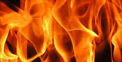 fire Heating the home   The first innovations