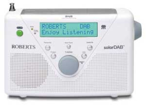 Take the Great Green Climate Challenge for a chance to win a radio like this