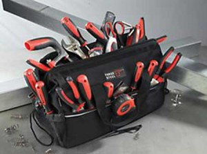 Store your tools so you can access them