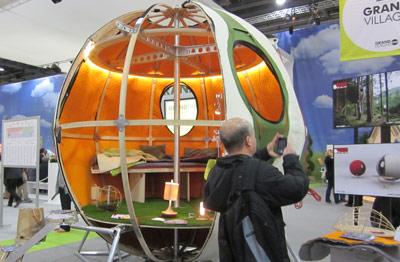 Tree Tent interior