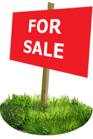 House sign - for sale