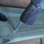 Stage 7 hammer the nail in 150x150 DIY Fathers Day Project for Children