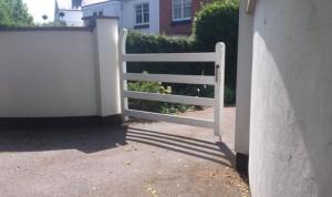 Garden Gate Safety