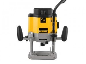 DeWalt DW625EK 1/2in Plunge Routers 2000w 80mm DOC, 115 Volt