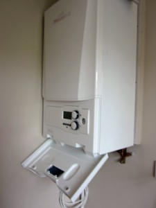 Boiler hung on utiliy room wall 225x300 Fuel Impoverished Households and ECO