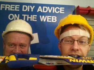 Mike Edwards and Jim Gardner from DIY Doctor