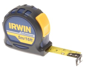 Irwin Tape Measure