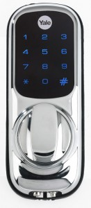 Digital Door Keypad 131x300 Safe as Houses