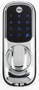 Digital Door Keypad 131x300 Safe as Houses