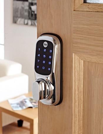 Digital Keypad Safe as Houses
