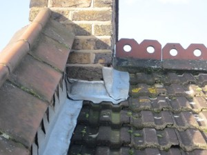 roof flashing 300x225 Roofing Problems Identify Vulnerable Areas of Your Roof