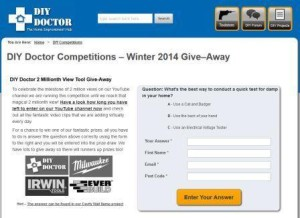 Competition    2 million views 300x218 Lets Get 2 Milion Views on You Tube