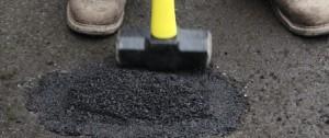 Repairing Potholes
