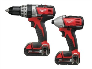 Milwaukee Drill Twin Pack Special offer