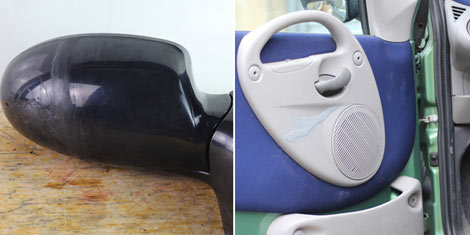 mirror repair Our New Discovery Sugru   15 Easter DIY ideas