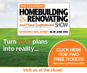 Homebuilding and Renovating Show at Sandown Park 2014