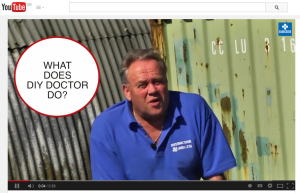 What Does DIY Doctor Do Video 300x193 What Does DIY Doctor Do?