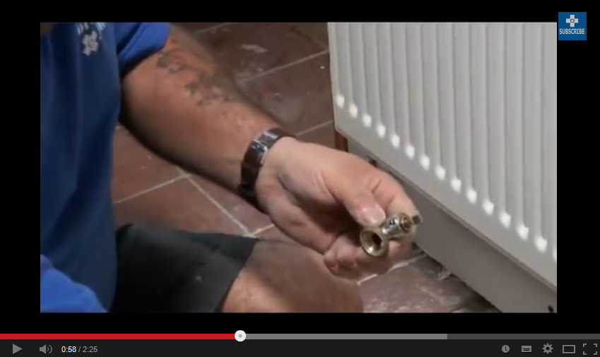 DIY Doctor Radiator Valves Video