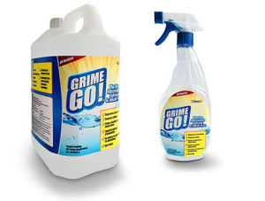 Grime Go Cleaner and Degreaser