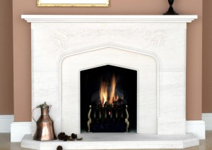 Amberly Fireplace