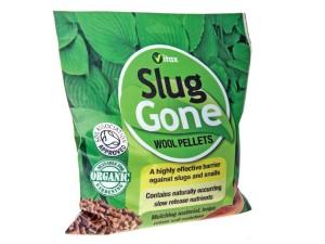Slug Gone Natural Wool Slug Pellets