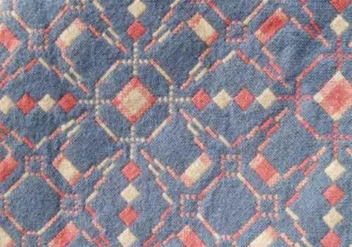 Traditional wool blanket