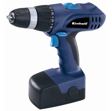 Einhell 18 volt cordless drill