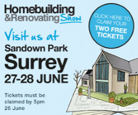 Homebuilding and Renovating Show 2015