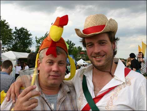 Festival hats