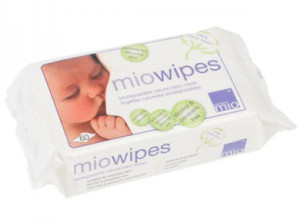 Eco baby wipes for festivals