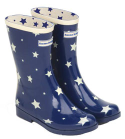 Starry Wellies - Emma Bridgewater