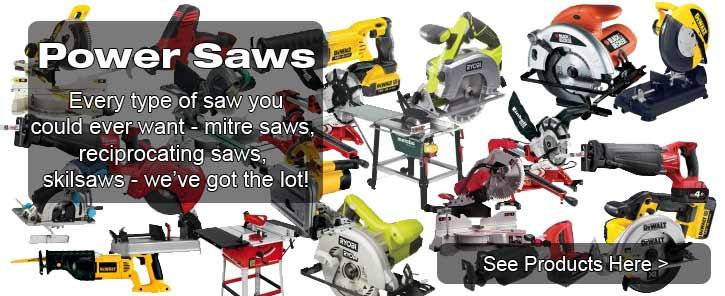 Power Saws from DIY Doctors Tool Store