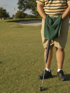 Uroclub wee ont eh golf course undetected