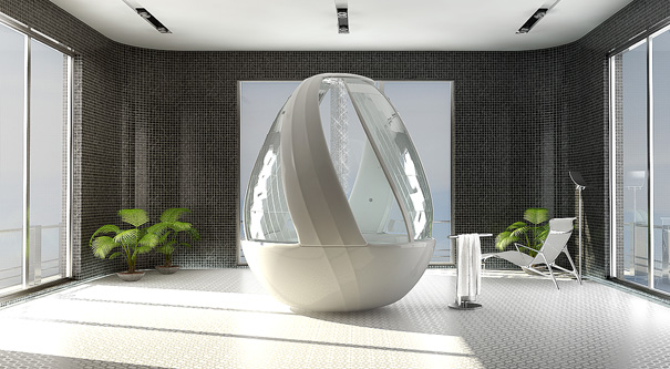 Egg Shower Yanko Designs