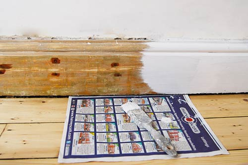 Top Tips for Skirting Board Renovation
