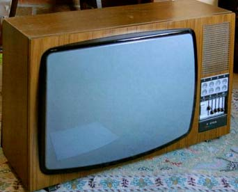 Television set from 1970