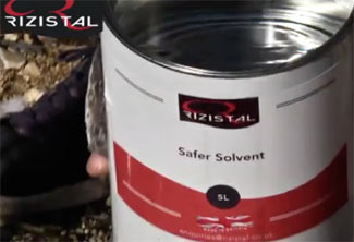 Rizistal Safer Solvent cleaner